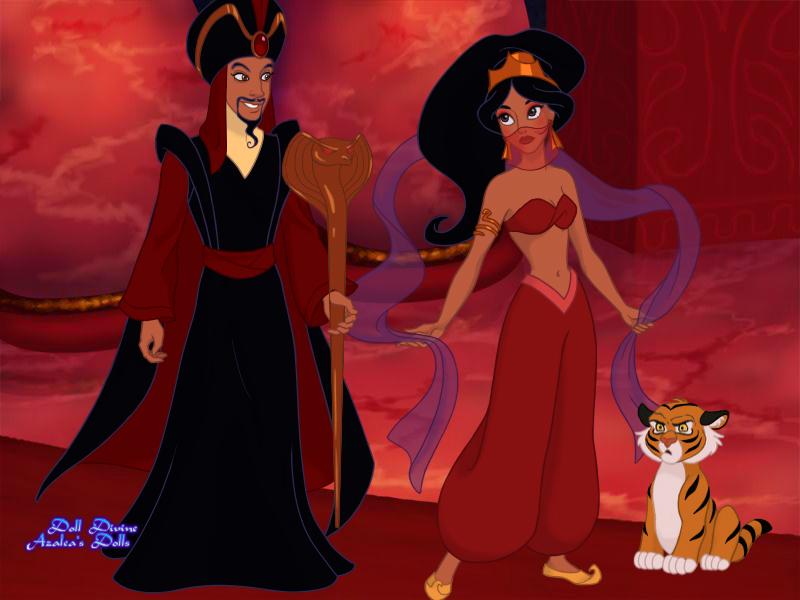 Jasmine et sultan porn