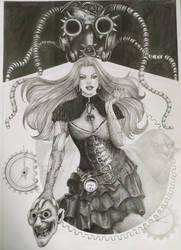 Goblin Queen (Steampunk)