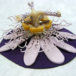My Passion Flower Sculpture