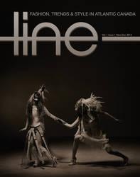 Issue 1 Vol 1  LINE Magazine Cover