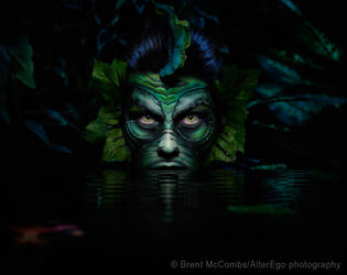 Black Lagoon by AlterEgoPhotography