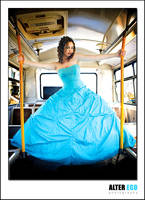 Get on the Fashion Bus by AlterEgoPhotography