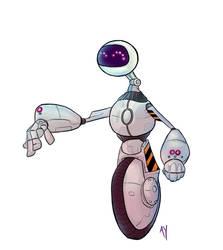 RDC Robot Challenge - Robot1 by Ryan-Rhodes