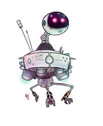 RDC Robot Challenge - Robot2 by Ryan-Rhodes
