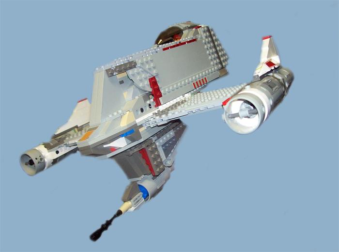 Amazon.com: LEGO Star Wars 9497 Republic Striker-class Starfighter ...