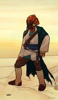 Kel Dor Ronin Jedi by Ryan-Rhodes