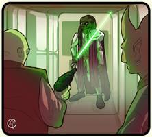 Jedi Master Kitus Enko by Ryan-Rhodes