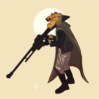 Gran Sniper by Ryan-Rhodes
