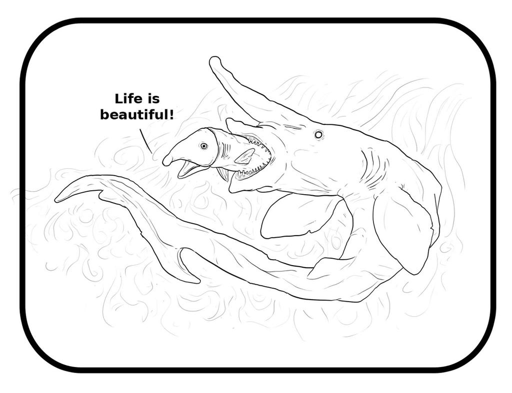 Life Is Beautiful Comics by Ryan-Rhodes