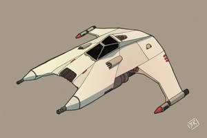 Starfighter Color by Ryan-Rhodes