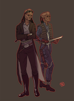 Weequay Sisters by Ryan-Rhodes
