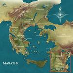 Fantasy Map - Maratha