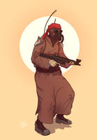 Kubaz Bounty Hunter by Ryan-Rhodes