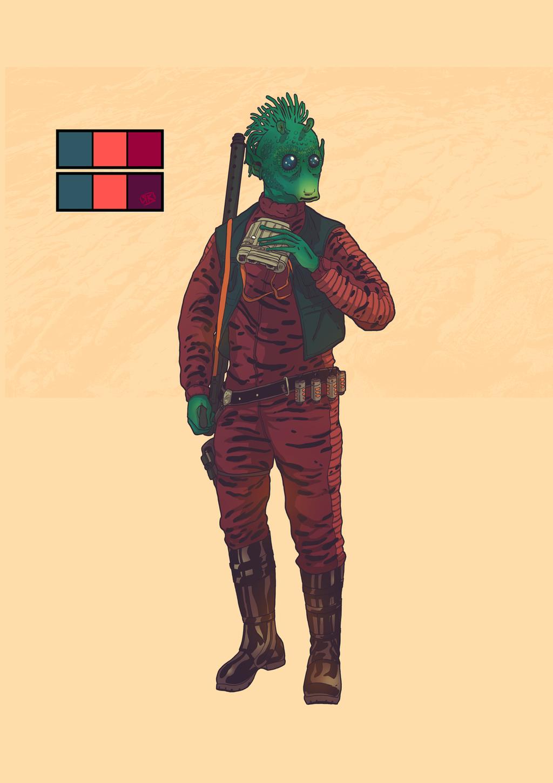 rodian_bounty_hunter_by_ryan_rhodes-daer