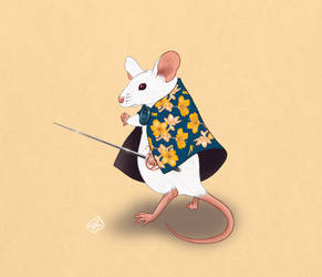Mouse Swordsman