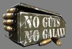 No Guts, No Galaxy Podcast Logo
