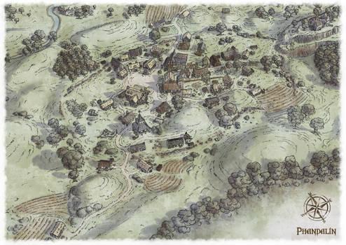 The village of Phandalin