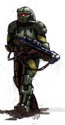 Traveller 3rd Imperium Marine