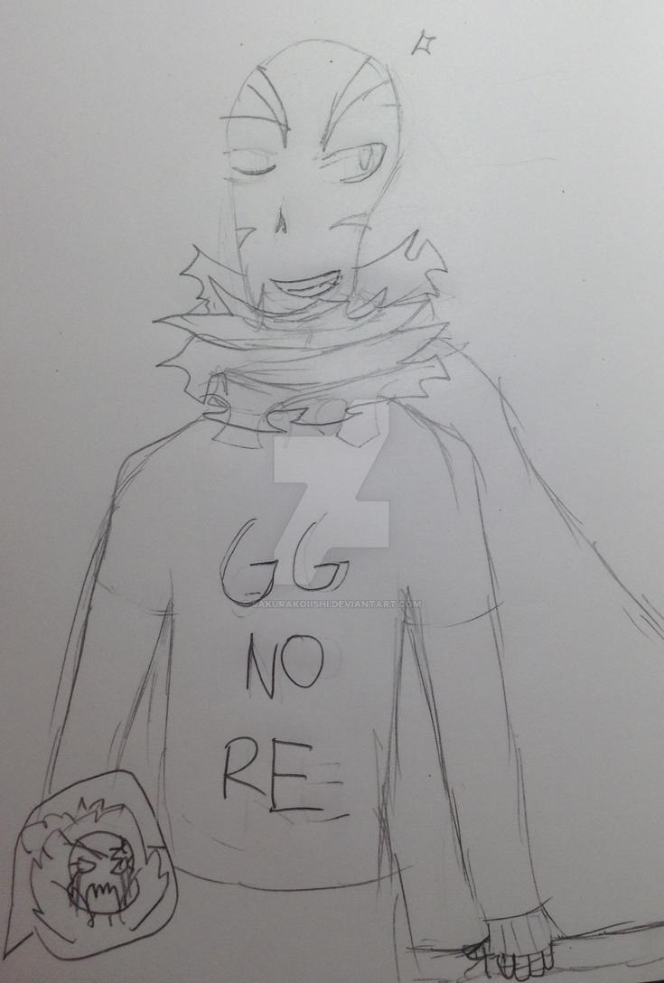 {GZTALE} GG No Re by SakuraKoiIshi
