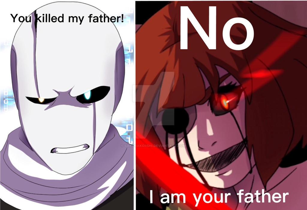 {NIGHTMARETALE} totally out of context by SakuraKoiIshi