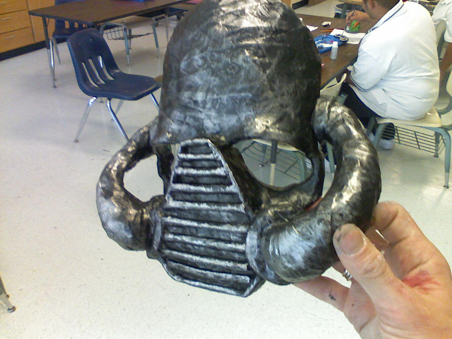 Cool gas mask out of paper by casebasket on deviantart cool gas mask out of paper by casebasket voltagebd Image collections