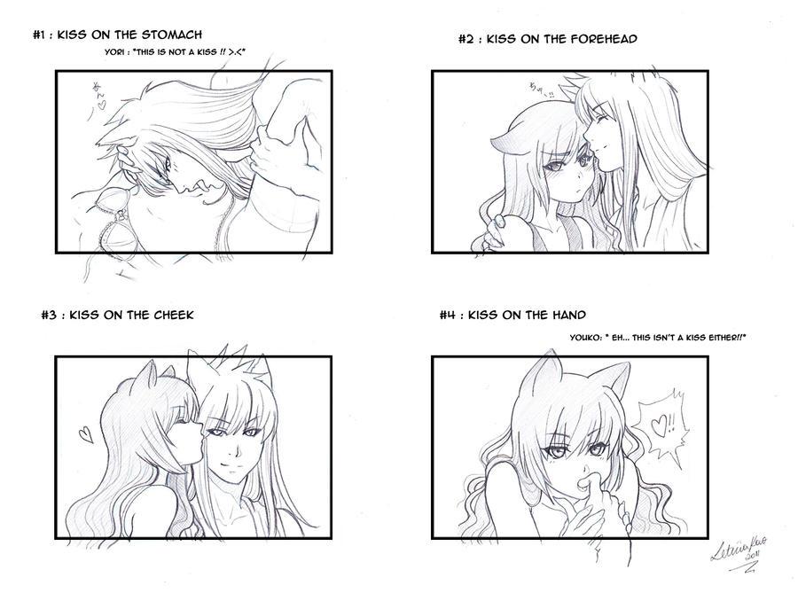 Kiss Me meme 1 by Yon-kitty on DeviantArt