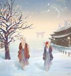 Disguise - Youko and Shuuichi