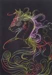 Whimsical Dragon