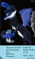 Wootmoos Death Poster