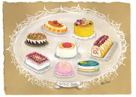 ActNo.1 Petite Cakes