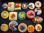 Petite Cakes Miniatures