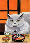 Sushi Cat Big Fred