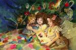 Christmas Storybook alive