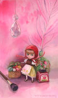 'Strawberry Afternoon' by BlueBirdie
