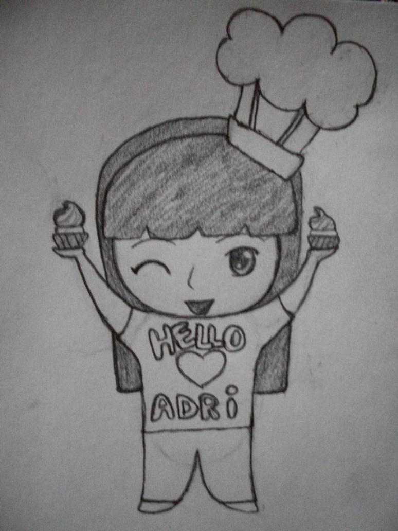 Hello Adri by KiytoInuzuka