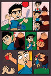 '$' Page 1 by JoeHoganArt