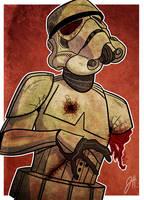 02 - Death Trooper by JoeHoganArt