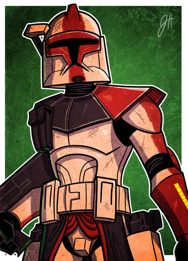 03 - Captain Fordo by JoeHoganArt