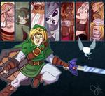 Ocarina of Time - 7 Sages