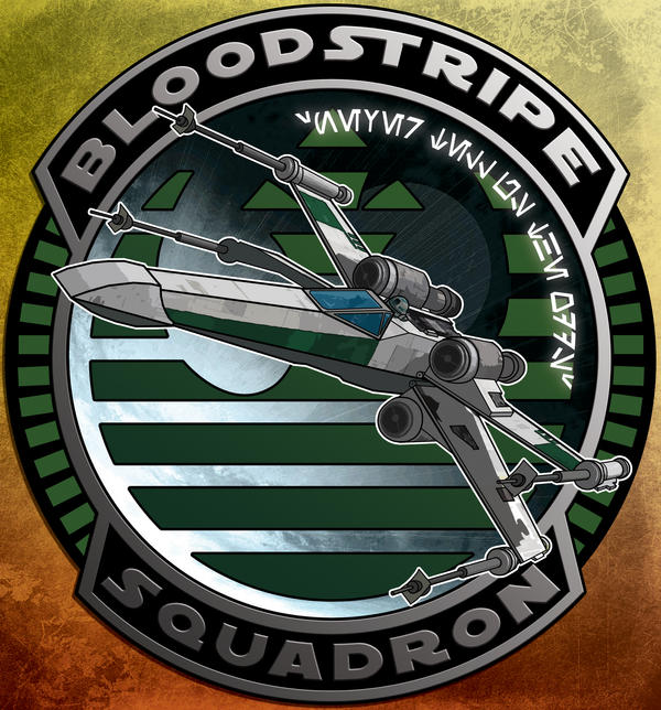 Commish - Bloodstripe Squadron by JoeHoganArt