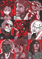Topps Star Wars G7 - 01 by JoeHoganArt