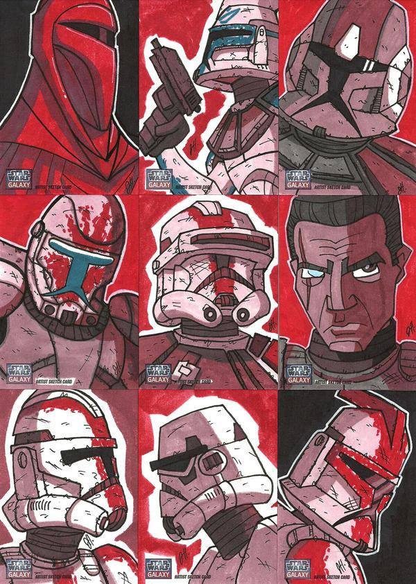 Topps Star Wars G7 - 03 by JoeHoganArt
