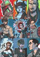 Topps Star Wars G7 - 07 EU by JoeHoganArt