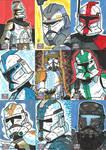 Topps Star Wars G7 - 15 Troops