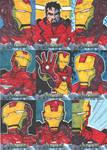 Upper Deck - Avengers - Iron Man