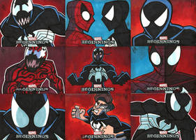 Upper Deck Marvel Beginnings II - 02 by JoeHoganArt