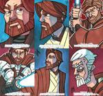 Topps SWGF 07 - Ben Kenobi