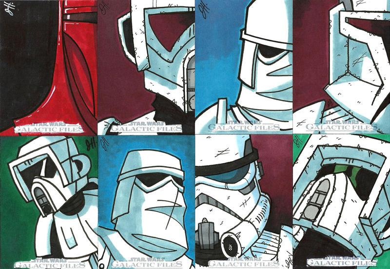 Topps SWGF 11 - The Empire by JoeHoganArt