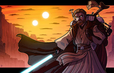 A New Home - Obi-Wan Kenobi