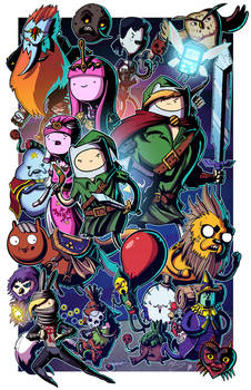 Ocarina of Adventure Time - Collab w Mike Vasquez